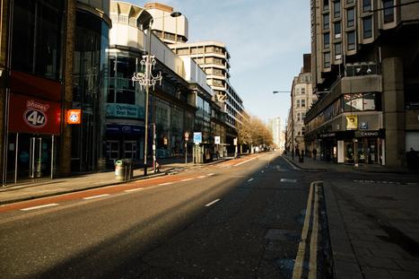 Silent London - Christmas day London project | geek-stuff | Scoop.it