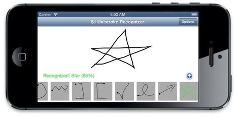CMUnistrokeGestureRecognizer   iOS Lovers   Scoop.it