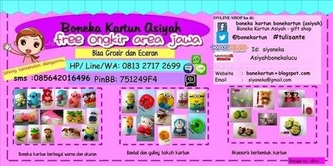 toko boneka online boneka lucu murah bagus kecil dan besar : Sejarah kenapa jual boneka dengan tema kartun | boneka | Scoop.it