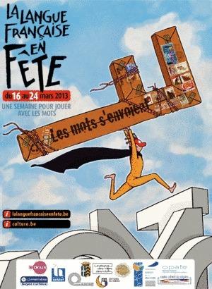 Fêtez le français du 16 au 24 mars 2013 à l'occasion de la Semaine de la langue française et de la Francophonie! | Les Lettres | Scoop.it