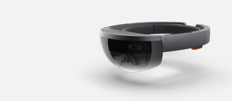 Microsoft HoloLens | Transliteracy: Physical, Augmented, & Virtual Worlds | Scoop.it