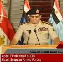 Al-Sisi; US Stabbed Egypt in the Back with Morsi | Saif al Islam | Scoop.it