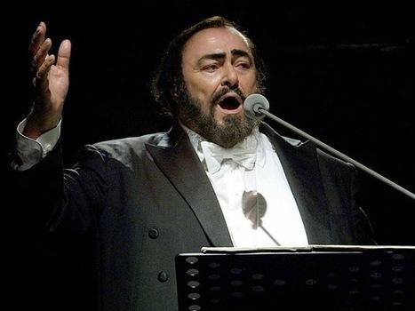 "TOPMODEL VANESSA MODELY PRESENTE ""L'HERITAGE DE LUCIANO PAVAROTTI"" | I LOVE LUXURY | Scoop.it"