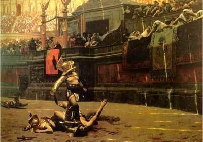 Famous Roman Gladiators | Ave Caesar, morituri te salutant! | Scoop.it