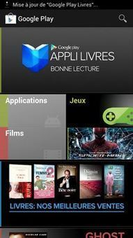 "Google Play Livres disponible en France | Veille Techno et Informatique ""Autrement"" 