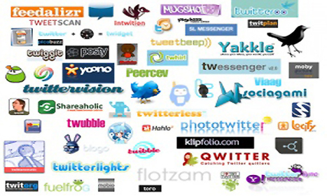 10 great get-down-to-business Twitter apps for nonprofits | Non Profit Social | Scoop.it