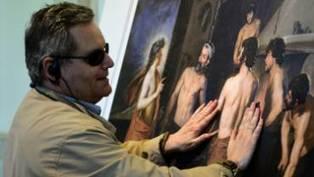 """""""On peut toucher"""": les musées espagnols ouvrent leurs portes aux aveugles   RTBF (Belgique)   Kiosque du monde : A la une   Scoop.it"""