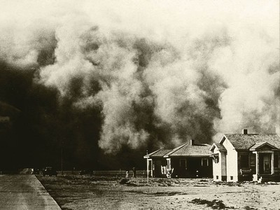 The Dust Bowl Revisited: 2012 | Annie Haven | Haven Brand | Scoop.it