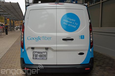 Google Fiber is growing slowly, by design   Municipal WiFi   Scoop.it