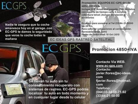 Ec Ideas Gps Rastreo Satelital's Photos | Facebook | EC IDEAS GPS LOCALIZACIÓN SATELITAL | Scoop.it