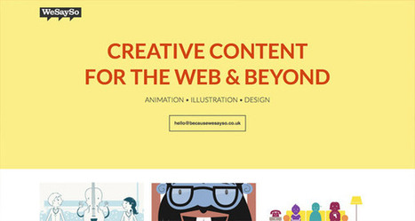 Showcase of Beautifully Bright & Colorful Web Designs | Basics and principles for a good  Web Design | Scoop.it