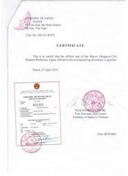 Hướng dẫn thủ tục Hợp pháp hoá và Chứng nhận lãnh sự | Dịch thuật công chứng | Visa - hộ chiếu | Scoop.it
