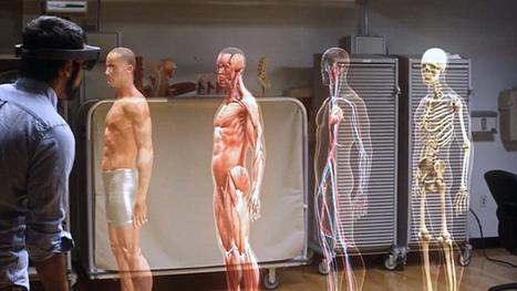 Realidad Aumentada en la medicina I Revista de Tecnología | REALIDAD AUMENTADA Y ENSEÑANZA 3.0 - AUGMENTED REALITY AND TEACHING 3.0 | Scoop.it