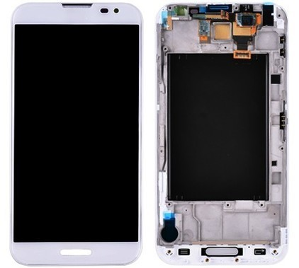 White LCD Assembly With Frame For LG Optimus G Pro E980 + 8 Tools Kit | Latest phone accessories | Scoop.it