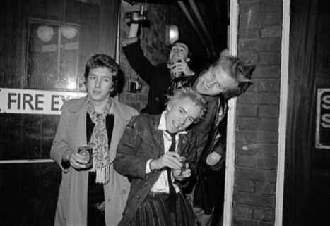 L'ancien appart des Sex Pistols est classé au patrimoine historique | Paper Rock | Scoop.it