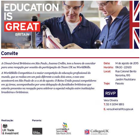 Aprendizagem com empreendedorismo e inovação para escolas brasileiras | Social U-Learning | Scoop.it