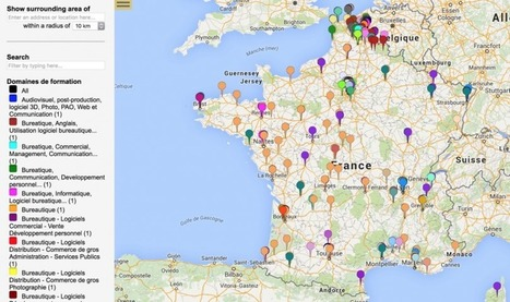 Mapping Sheets   Google Apps  (FR)   Scoop.it