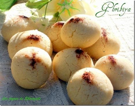 Ghribia | Les recette de les joyaux de sherazade | Scoop.it