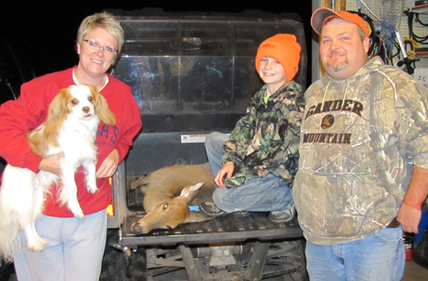Youth hunt weekend success - Iron County Reporter   kids outdoors   Scoop.it