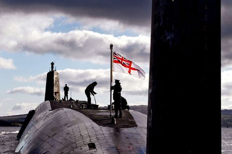 Scottish lives considered cheap by UK defence bosses | SayYes2Scotland | Scoop.it