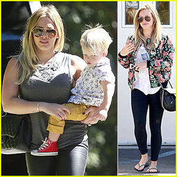 Hilary Duff: Let's Stomp Out Bullying Together! | Celebrity Babies ... | Depression, Bullying, Self Harm. | Scoop.it