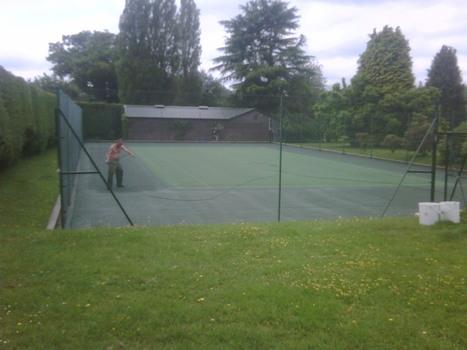 Tennis court construction Contractors in Maidenhead | Tennis Court Contractors in Buckinghamshire, UK | Scoop.it
