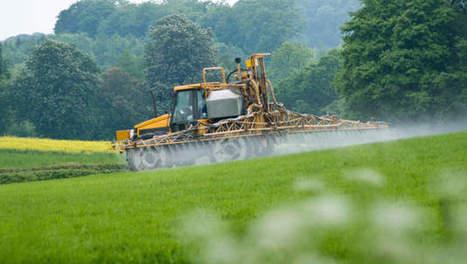 Des pesticides interdits empoisonnent toujours les sols français | Questions de développement ... | Scoop.it