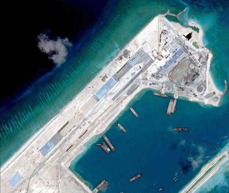China Builds Up Its Fleet of Ships That Make Artificial Islands   Outbreaks of Futurity   Scoop.it