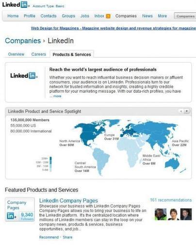 How to: Create a LinkedIn Company Page - The RIGHT way | Splash Media U | Social Media Primer | Scoop.it