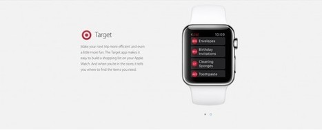 Apple Watch apps begin to arrive on the App Store -- AppAdvice   iBeacon & micro location in the retail space   Scoop.it