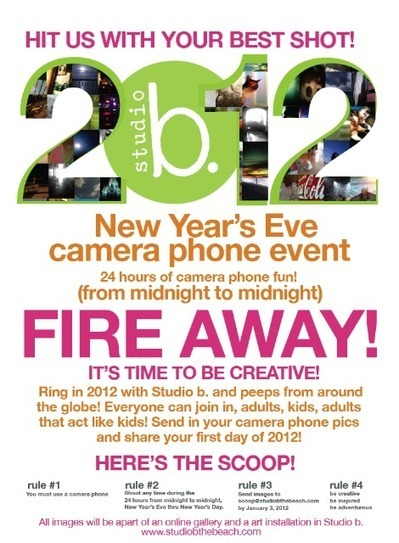 iPhoneogenic • New Year's Eve Mobile Photography Event! | Winning The Internet | Scoop.it