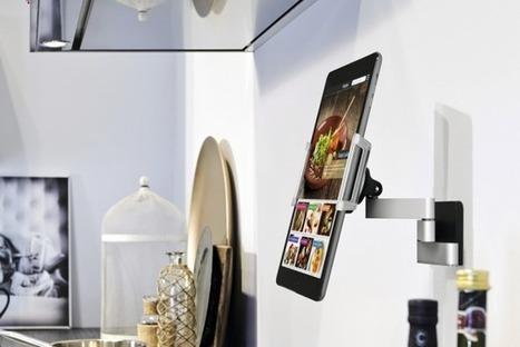 5 façons de recycler un vieil iPad de première génération | WEB | Scoop.it