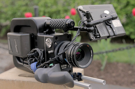 Black Betty: the First Cinema Camera That Can Shoot, Edit, & Post Footage Completely Internally « nofilmschool | Film Industry | Scoop.it