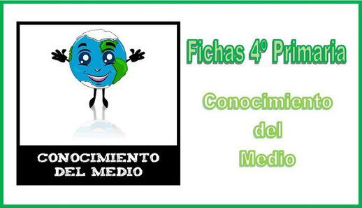 Fichas Conocimiento del Medio 4º Primaria – Educapeques « Educacion ...