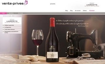 Top wine brands choose Vente Privee as new route to market | Grande Passione | Scoop.it
