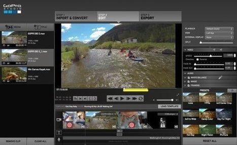 GoPro : du cloud et du montage mobile pour faciliter le partage de ... - Clubic | video | Scoop.it