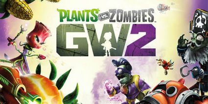Plants vs. Zombies Garden Warfare 2 Seed of Time Map revealed | myproffs.co.uk- gaming news | Scoop.it