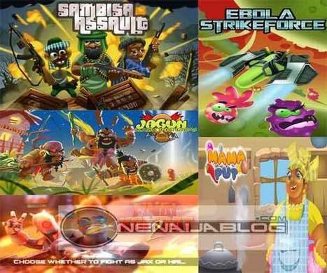 10 Android Game(s) From Africa That Will Blow Your Mind | Computer technology and blogging | Scoop.it