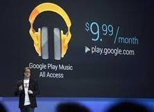 New Google Play All Music Access Service Unveiled   independent musician resources   Scoop.it