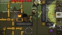 Deepworld brings steampunk MMO crafting to iPhone, Windows on the way - TechnologyTell (blog)   Just Put Some Gears on It   Scoop.it