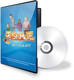 Je Stimule - jeu éducatif destiné à améliorer les compétences sociales d'enfants Autiste | TICE et enfants à besoins particuliers | Scoop.it
