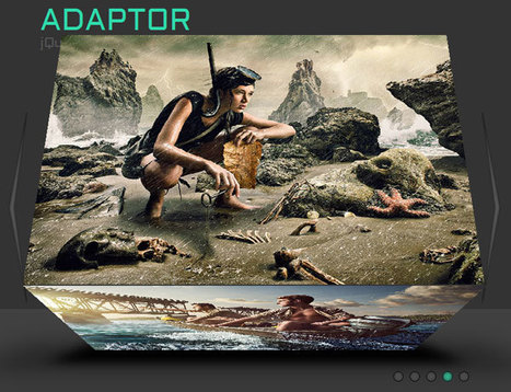 Adaptor, an extensible jQuery content slider | Phil Parsons | Slideshow & Carousel Jquery | Scoop.it
