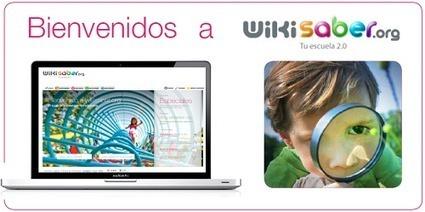 Wikisaber.org: un espacio colaborativo para todas las comunidades de lengua española y portuguesa | APUNTES DE EDUCACIÓN Y FORMACIÓN | Scoop.it