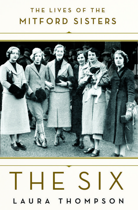 One Befriended Hitler, Another Inspired J.K. Rowling: Six Sisters Who Shook the World   World at War   Scoop.it
