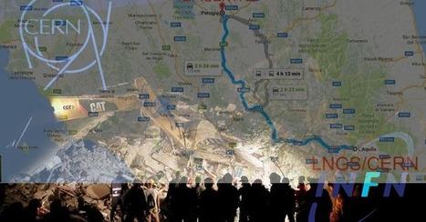 CNA: Terremoto de Italia tuvo su Epicentro muy cerca del CERN del Gran Sasso | La R-Evolución de ARMAK | Scoop.it