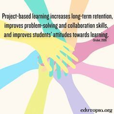 How the 21st Century Fluencies Grow With Project-Based Learning | Learning 2gether | Scoop.it