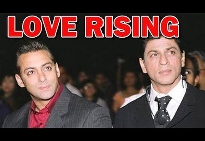 Salman Khan and Shahrukh Khan's raising friendship | Celebrity latest News and Photos (Bollywood and hollywood) | Scoop.it