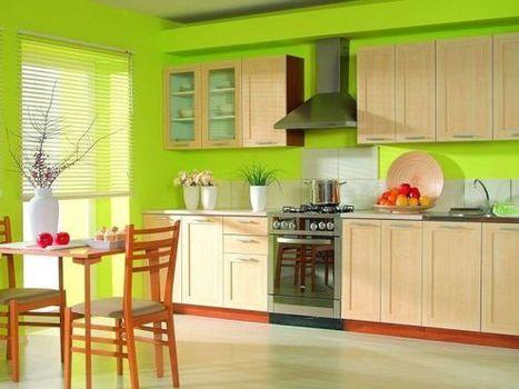 Những mẫu tủ bếp đẹp tới từng centimet | Nôi thất cho nhà thêm xinh | Scoop.it