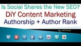DiY Content Marketing System Update | Google Plus and Social SEO