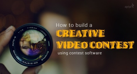 How to build a creative video contest website with the help of contest software? | Contest Software - 99designs clone | Scoop.it